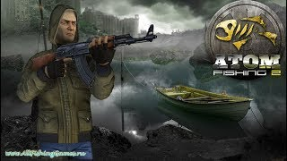 № 43 Atom Fishing II - ( с 5.50 ч . гайд по механике вываживания )