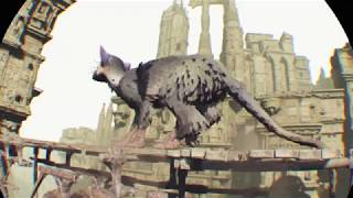 The Last Guardian VR Demo Thingy