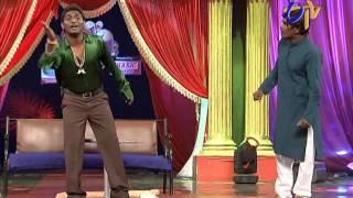 Jabardasth - జబర్దస్త్ - 29th May 2014 - Chammak Chandra Performance on 29th May 2014