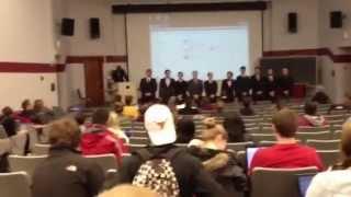Pi Kappa Alpha Pledge Class - Dream Girl Song