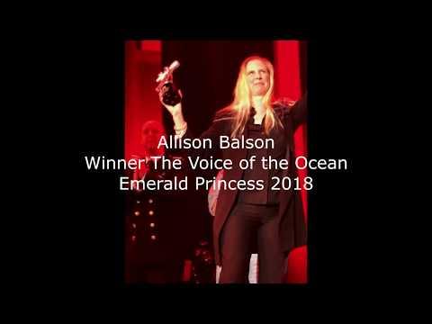 AllisonBalson Winner VoiceofTheOcean Video2018