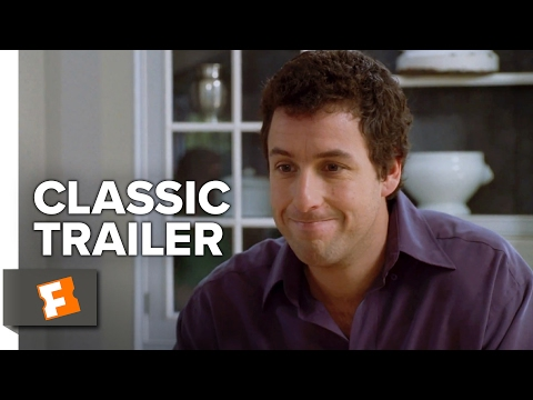Spanglish (2004) Official Trailer 1 - Adam Sandler Movie