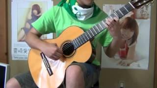 君にありがとう / 豊崎愛生 【クラシックギター】