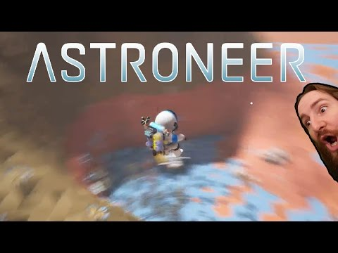 Astroneer | We're Going On A Trip! | Part 2