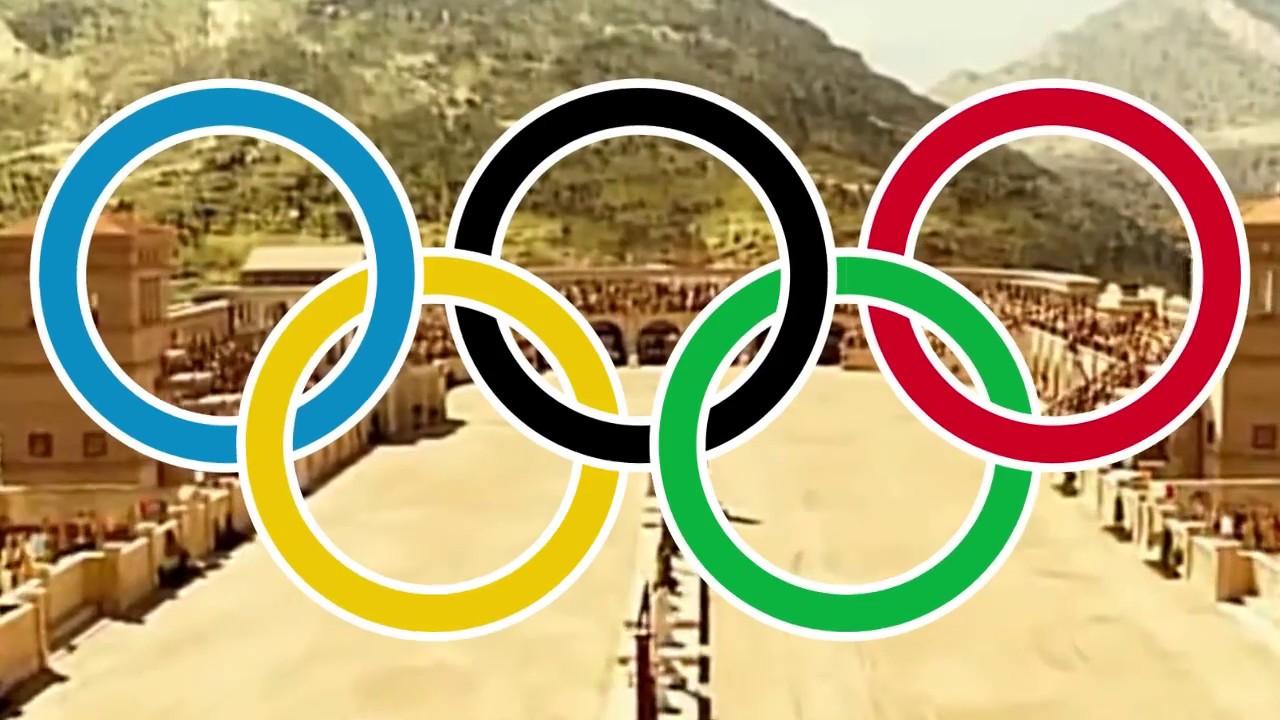 Олимпийские игры. Презентация для детей. Окружающий мир.