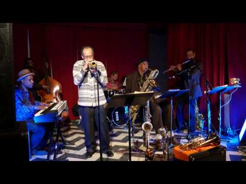THE BOBBY THOMAS BUTTERFLY BAND: Live @ The Windup Space, Baltimore, 1/15/17, (Part 3)