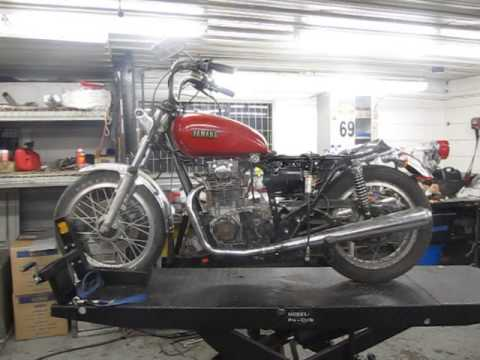 (1979)-1980 YAMAHA XS650 MOTOR AND PARTS FOR SALE ON EBAY