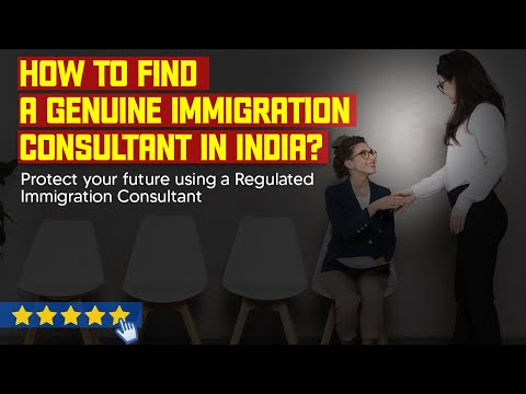 How To Find Genuine And Best Immigration Consultants In India