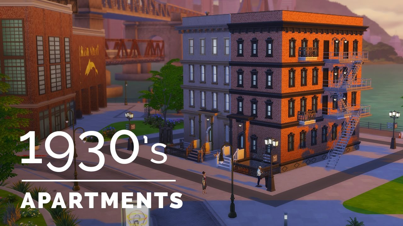 Sims  How To Build On Apartments