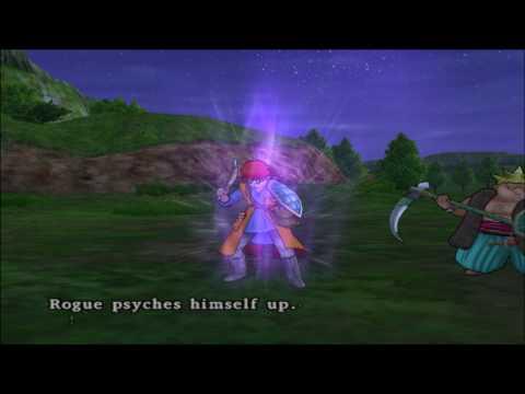 Dragon Quest VIII 8 - Gameplay HD