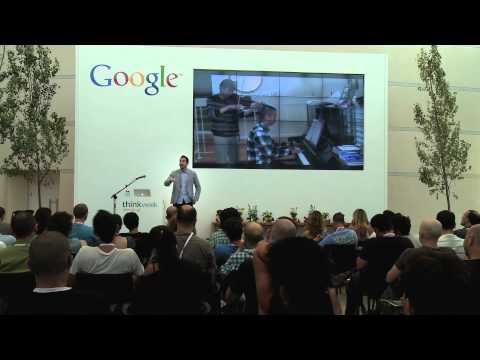 Kevin Allocca- The Secrets Behind YouTube Viral Videos- Creative sandbox 2012 Israel