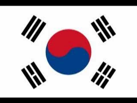 大韓民国国歌「愛国歌(Aegukga)...