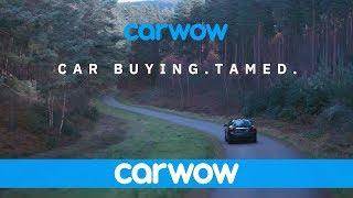 "carwow TV 2018 - Car Buying. Tamed. 60"""