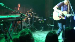 Andy Grammer - Take Me Away - Live in San Francisco 1/15/2012