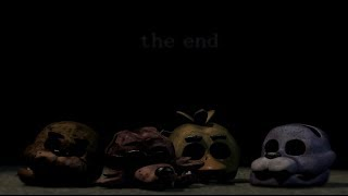 THERE FREE . . . || Five Nights at Freddy's 3 - Part 4 [BAD ENDING + GOOD ENDING]