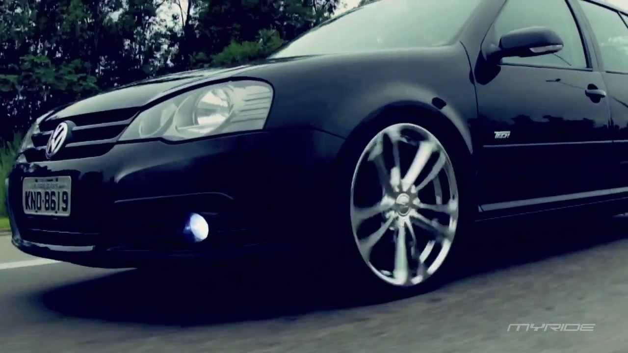 Jetta 2008 Interior >> MyRide - Novo Golf com rodas aro 20 - YouTube
