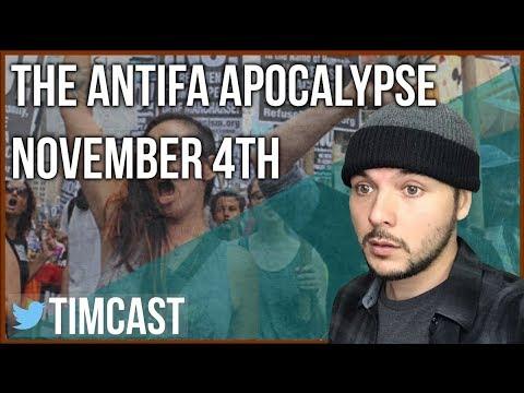 THE NOVEMBER 4TH ANTIFA APOCALYPSE