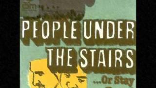 People Under The Stairs - Plunken' Em