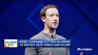 More Companies Pull Facebook Ads In Protest Of Content Moderation Policies