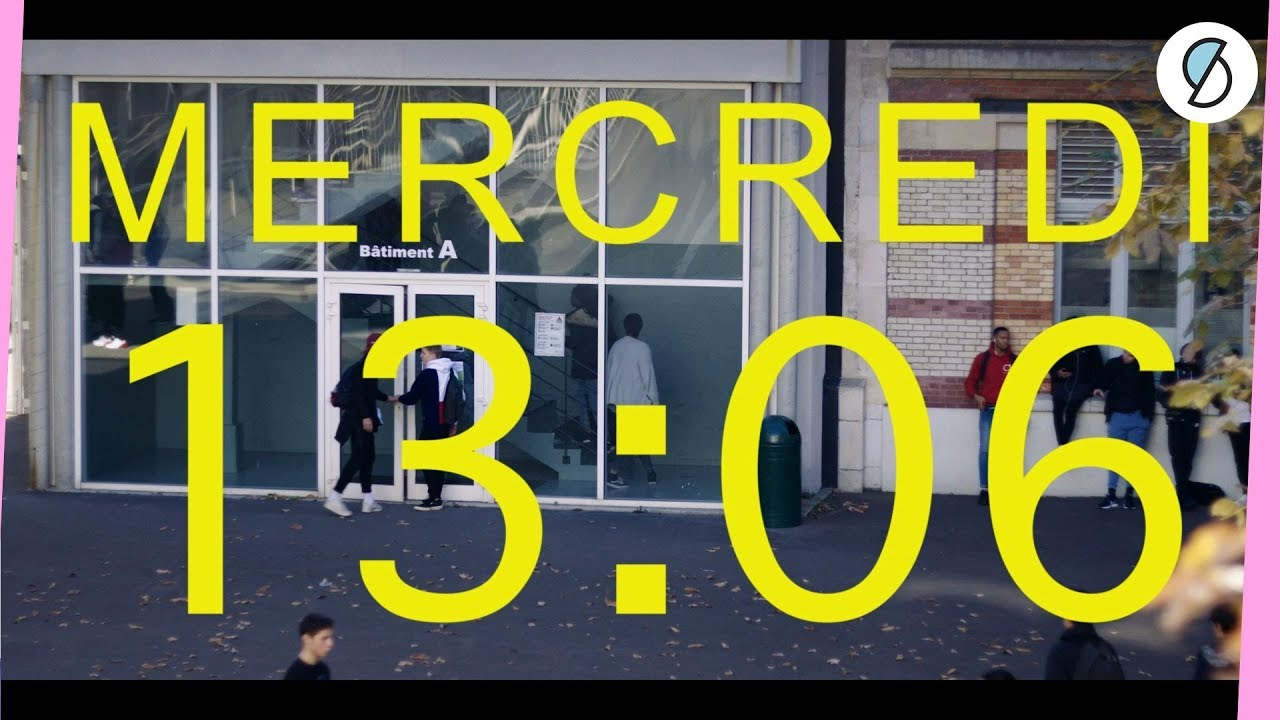 SKAM FRANCE EP.1 S4 : Mercredi 13h06 - Partir à 5