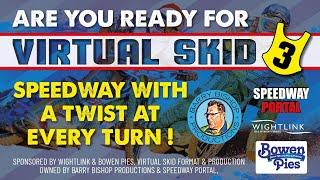Virtual Skid 3 : 'Warriors' vs 'Eagles' : 04/06/2020