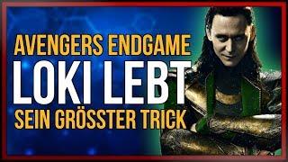 LOKI LEBT  Avengers Endgame Theorie  onsXreen
