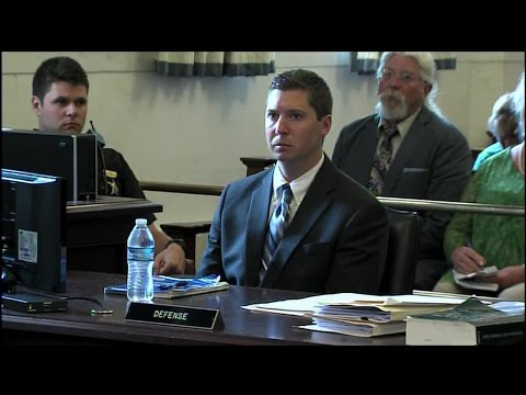 Sgt. Nathan Asbury testifies in Ray Tensing retrial