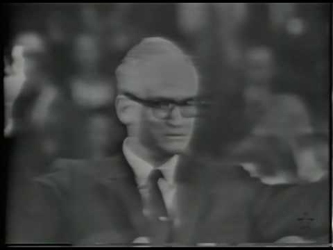 Barry Goldwater: 1964 Republican National Convention