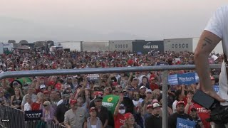 🔴 Watch LIVE: President Trump Holds Campaign Rally in Reno, NV 9-12-20