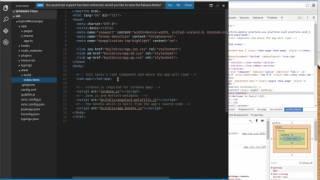 Lab 2.52. Hybrid Messenger. MFP 8.0  + Ionic 2 / Angular 2 with Typescript