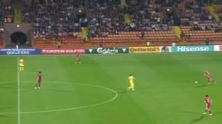 армения - Румыния 0-5 голы и моменты. 08.10.2016 Отборочный турнир ЧМ 2018