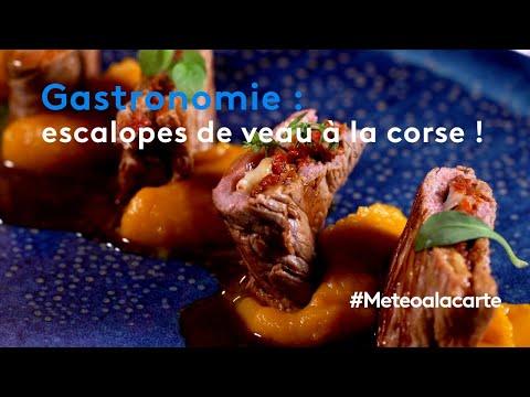gastronomie-:-escalopes-de-veau-à-la-corse-!---météo-à-la-carte