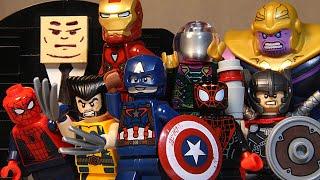 Lego Marvel Special 3
