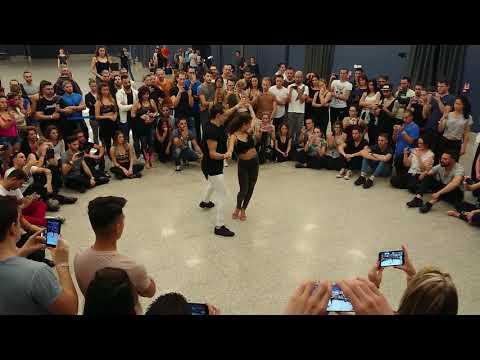 Marcelo y Belen  dance Bachata @Bachata Masters Milano 2017