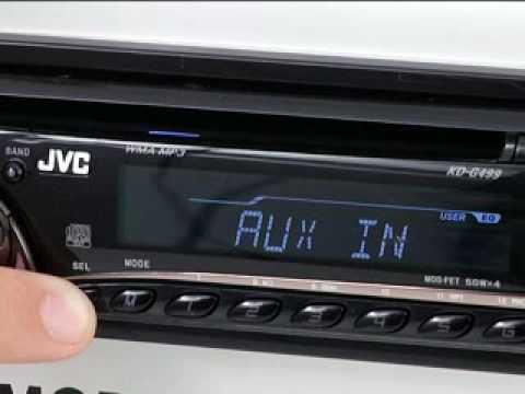JVC KD-R869BT Receiver Bluetooth Drivers for Windows XP