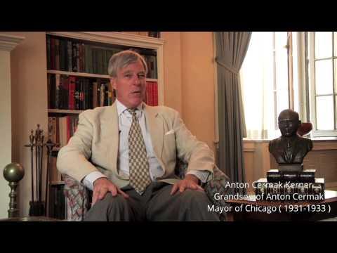 Anton Cermak Kerner invites you to Prague Days Chicago 2015
