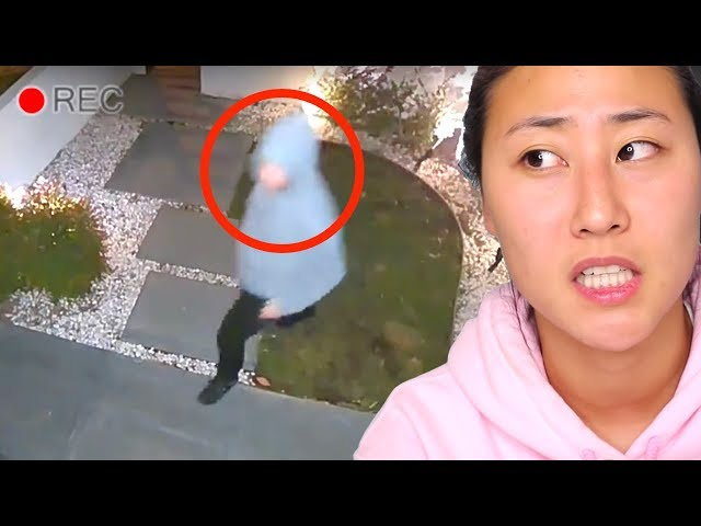 SOMEONE BROKE INTO MY HOUSE!! (This is serious...)