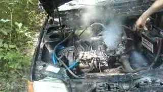 casse moteur 205 D