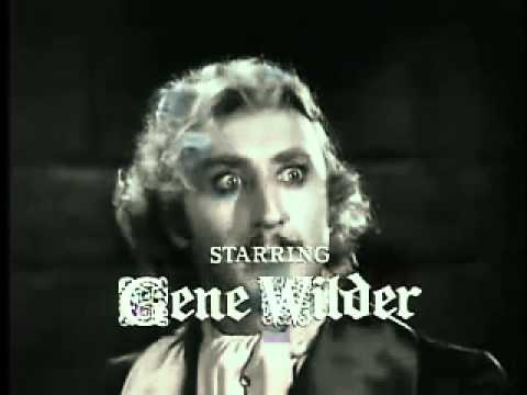 Here's the trailer for the 1974 Mel Brooks' film -- starring the late Gene Wilder -- which is the basis for the upcoming Old Library Theatre production.