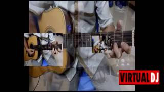 Tầm Gửi _ Guitar acoustic - VirtualDJ 8 Record