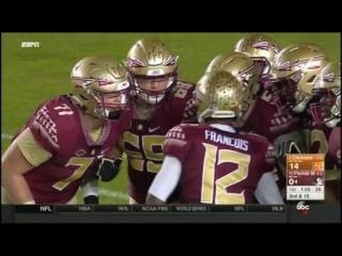 Clemson Tigers at Florida State Seminoles in 30 Minutes 10/29/16