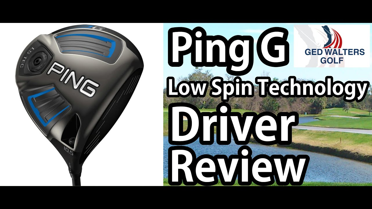 Ping G30 Driver Adjustment >> Golf Club Review - Ping G LS Tec Driver - YouTube