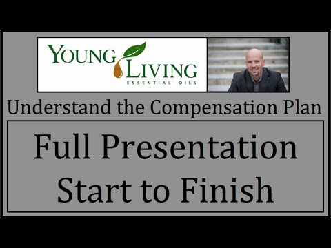 Young Living Compensation Plan Explanation Complete Engaging