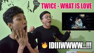 Download Lagu TWICE - WHAT IS LOVE MV REACTION ( GAKUUATT CUUY!!! ) Mp3