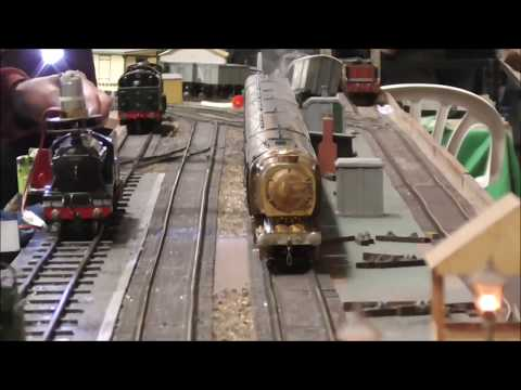 The London Model Engineering Exhibition 21/01/18