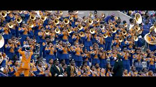 Kick Your Game - TLC | Alcorn State University Marching Band 2019 [4K ULTRA HD]