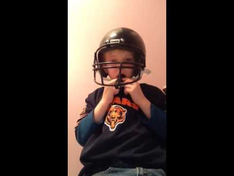 Jack's Dress Up Football Gear