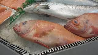 China Town Fish market Birmingham