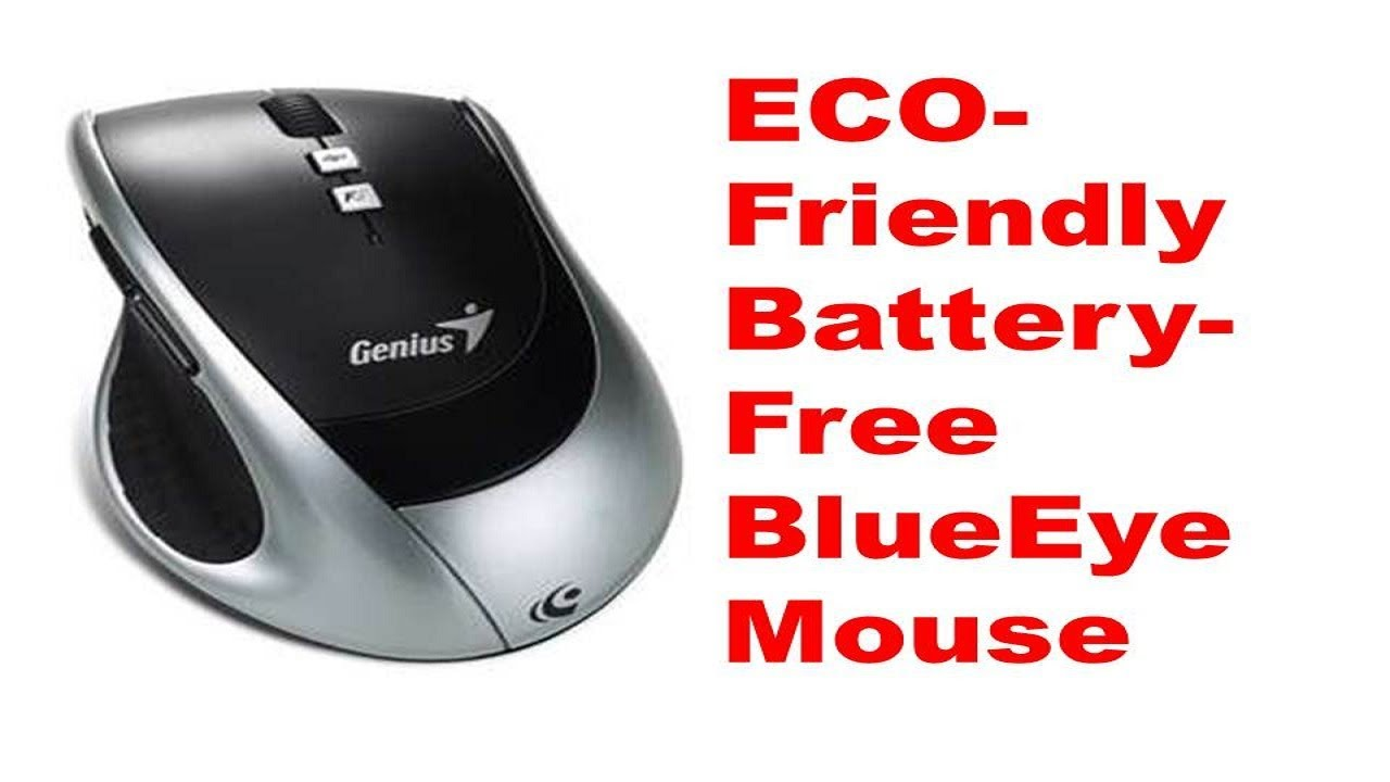 Genius NX-ECO Mouse Driver for Windows 7