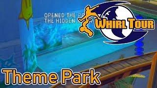 Xin Plays: Whirl Tour (PS2): Part 2: Theme Park
